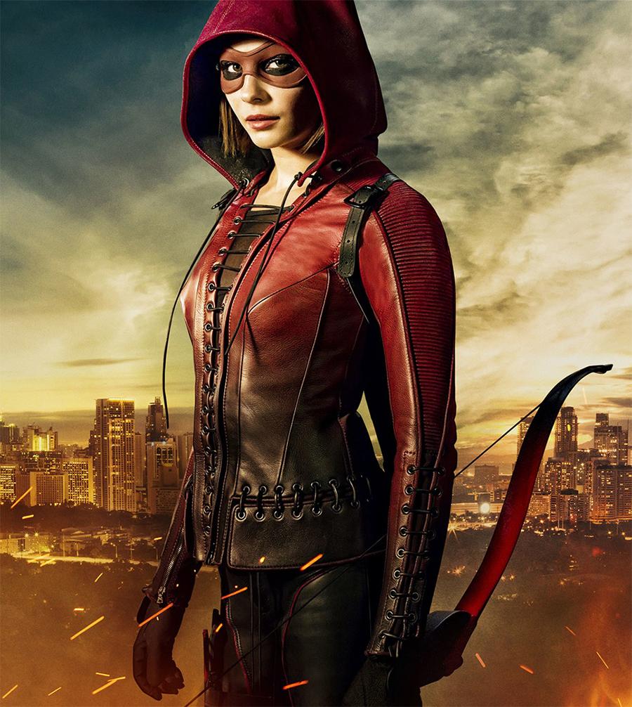 Arrow: Willa Holland voltará para a temporada final da série | Pipoca Moderna