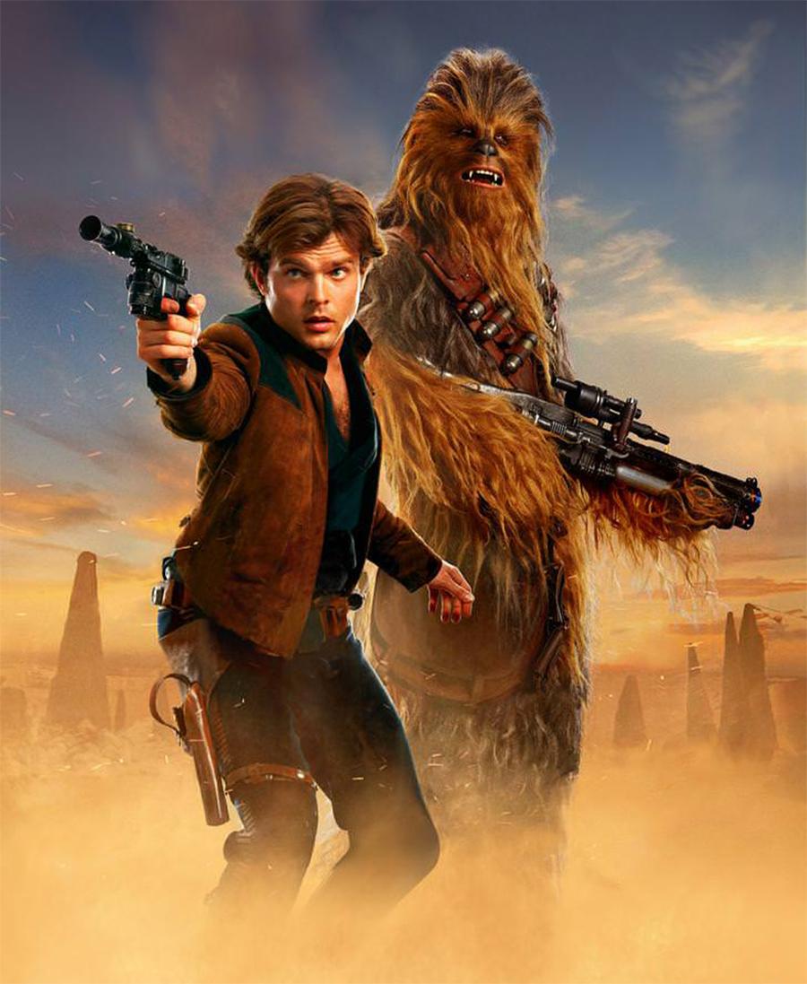 Lucasfilm teria suspendido todos os spin-offs de Star Wars