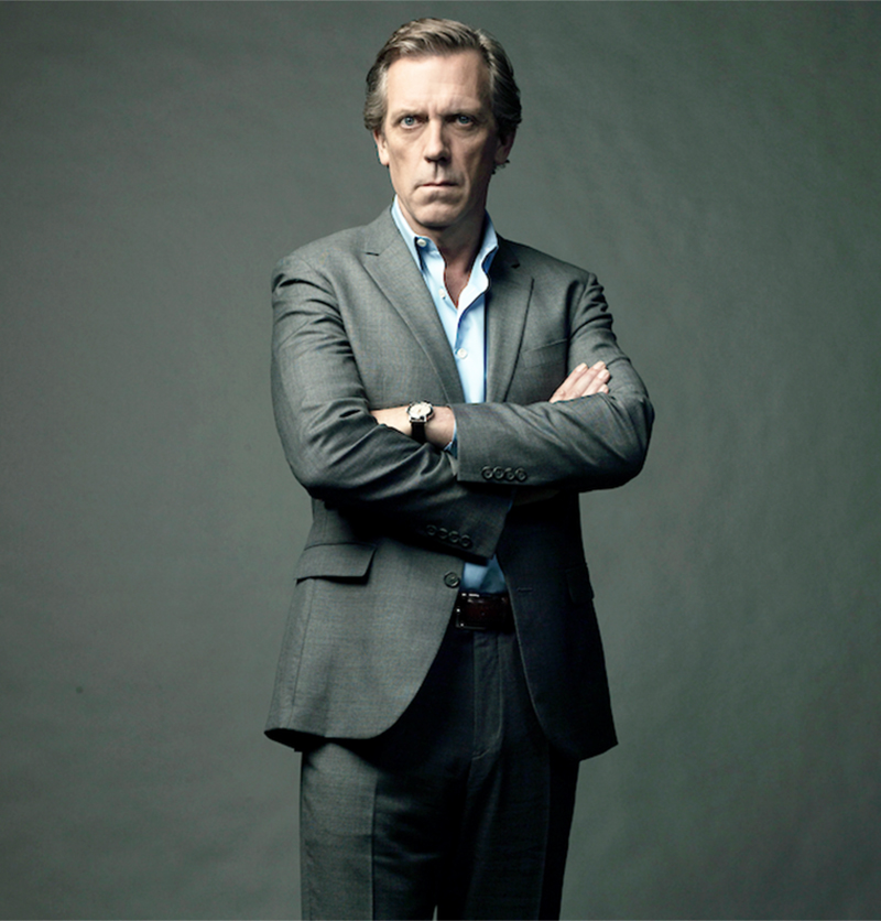 Hugh Laurie se junta a...