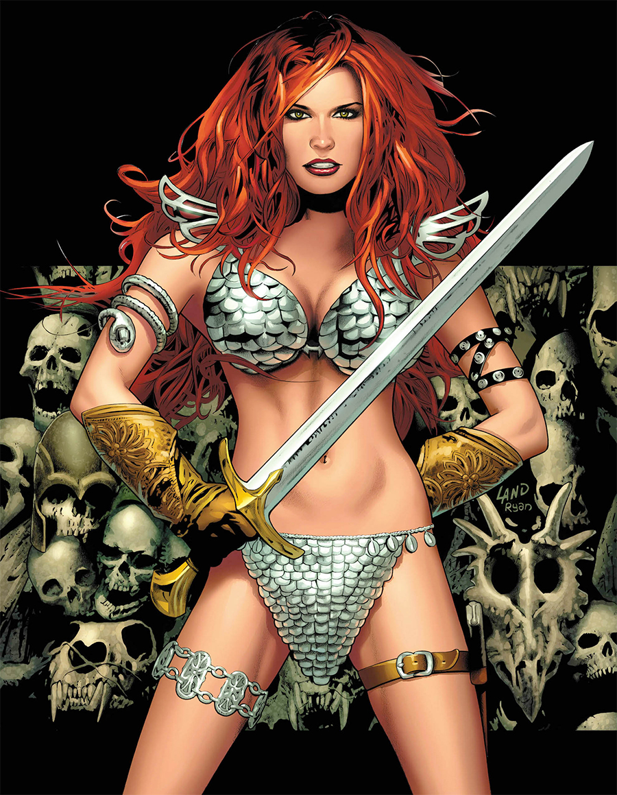 Diretor de X-Men negocia assumir o filme da guerreira Red Sonja