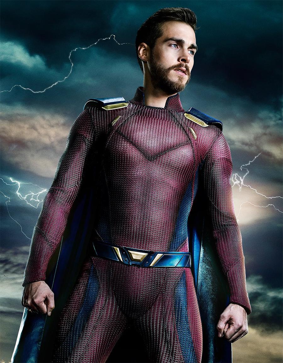 Mon-El aparece com uniforme clássico dos quadrinhos em novo pôster da série Supergirl