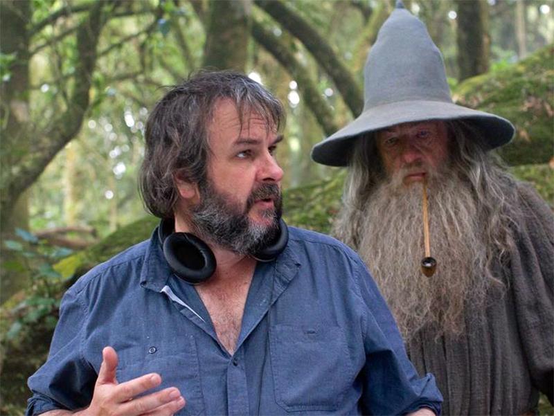 Peter Jackson confirma que vai ajudar produção da série baseada em O Senhor dos Anéis