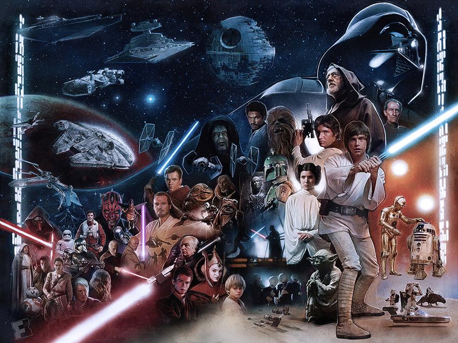 Série com atores de Star Wars vai se passar entre O Retorno de Jedi e O Despertar da Força | Pipoca Moderna