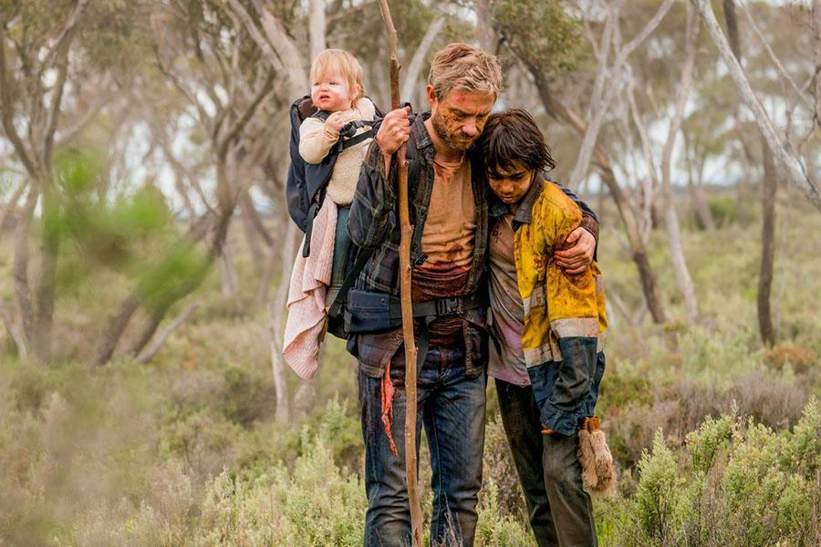Crítica: Cargo troca a tensão dos filmes de zumbis pela emoção