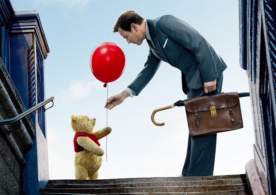 Christopher Robin: Ewan McGregor encontra o Ursinho Pooh no trailer da nova fábula da Disney