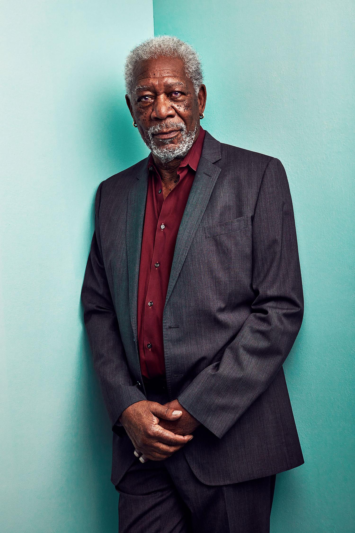 Morgan Freeman se diz devastado e que nunca praticou assédio sexual na vida