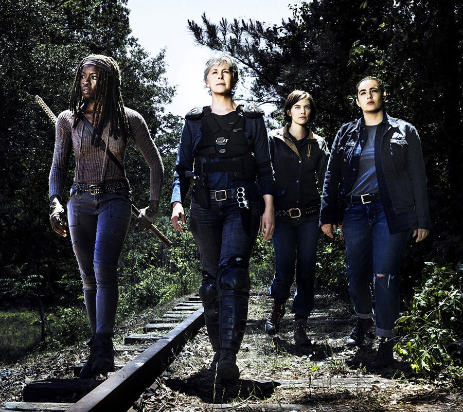 The Walking Dead terá salto temporal e mais destaque para personagens femininas na 9ª temporada