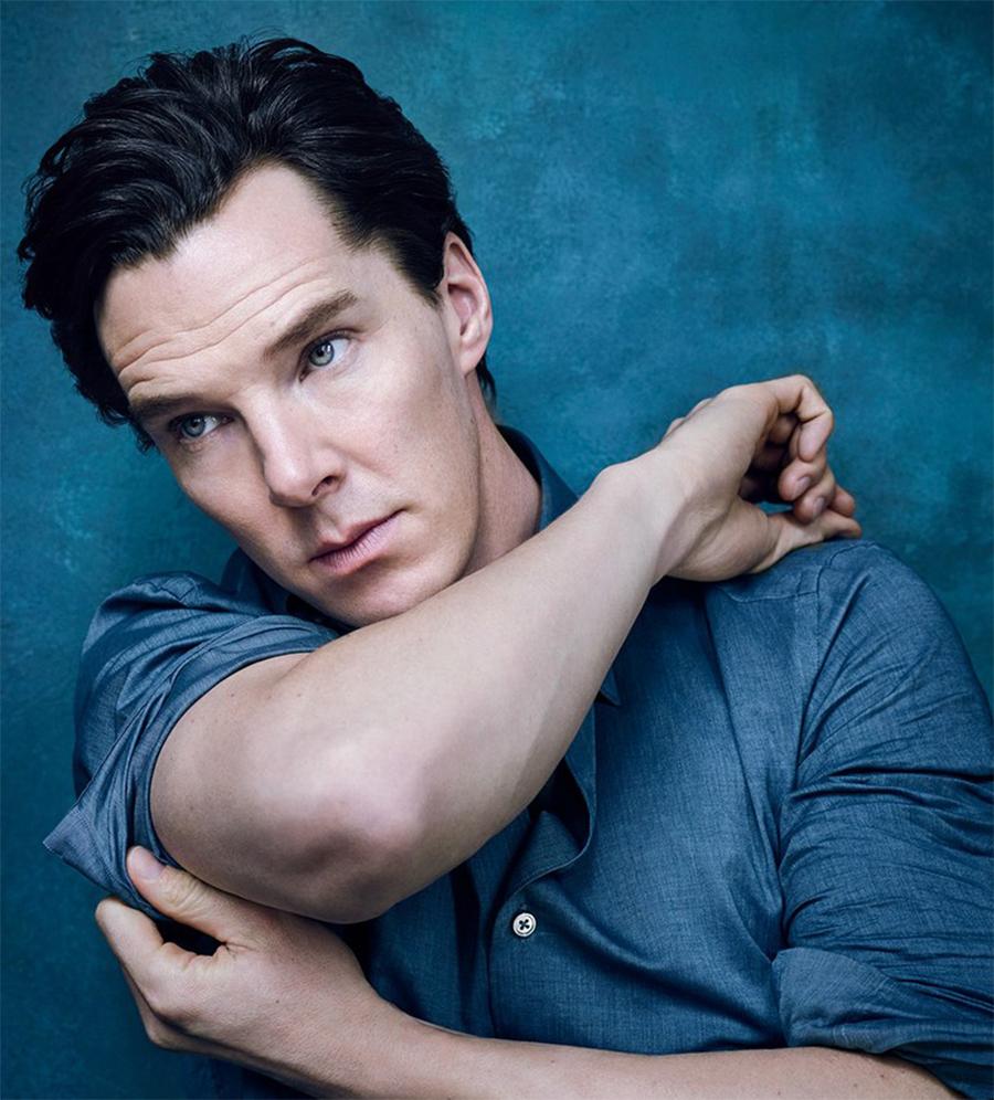 Benedict Cumberbatch vira herói da vida real, ao salvar ciclista de quatro assaltantes