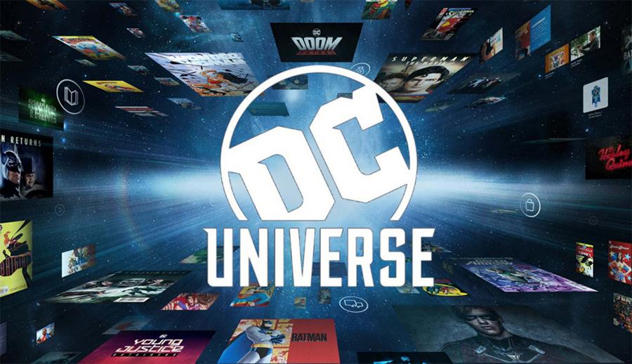 Plataforma de streaming DC Universe é inaugurada nos Estados Unidos