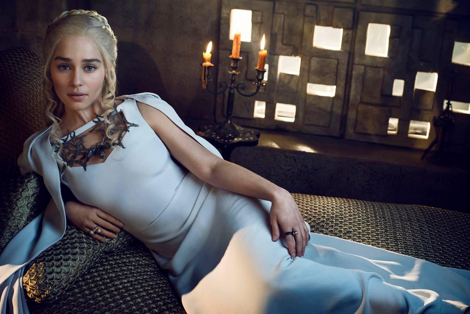 Exitoína · Emilia Clarke revela que foi pressionada para