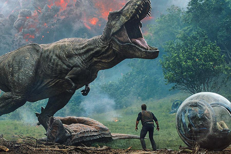 Crítica: Novo Jurassic World mostra que a franquia não têm fôlego para tantas sequências