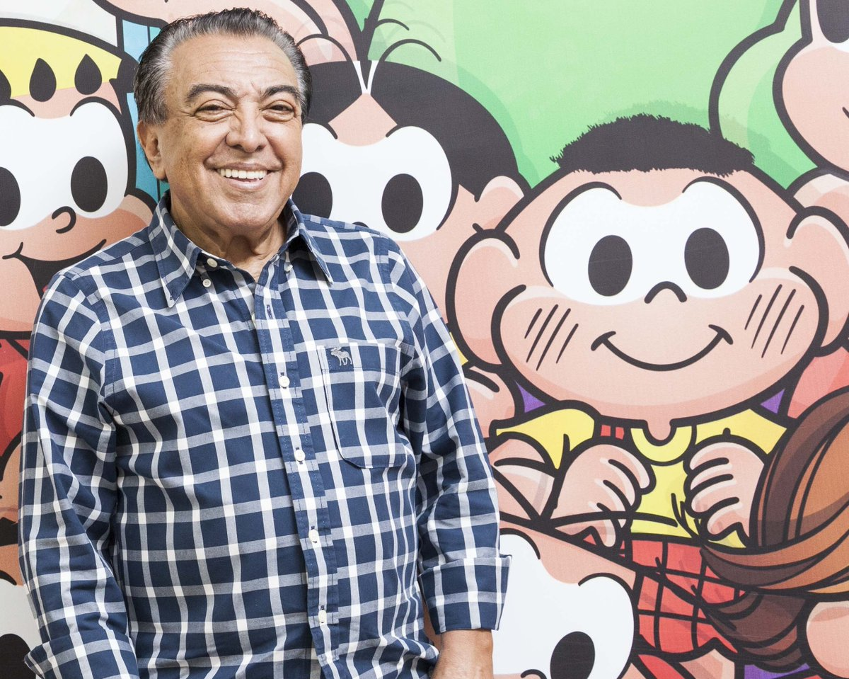 Mauricio de Sousa se diz surpreso com polêmica despertada pelo filme com atores da Turma da Mônica
