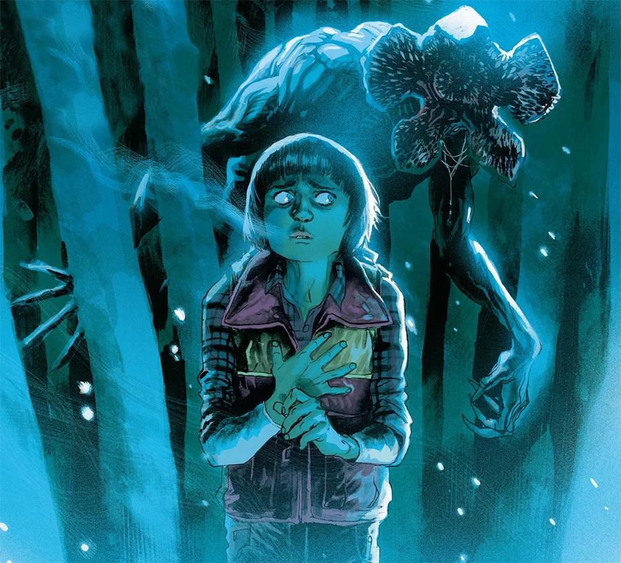 Stranger Things vai virar revista em quadrinhos