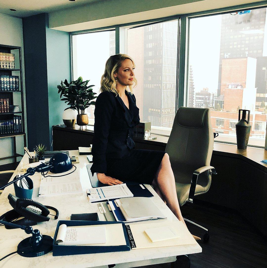 Novo trailer da 8ª temporada de Suits destaca estreia de Katherine Heigl