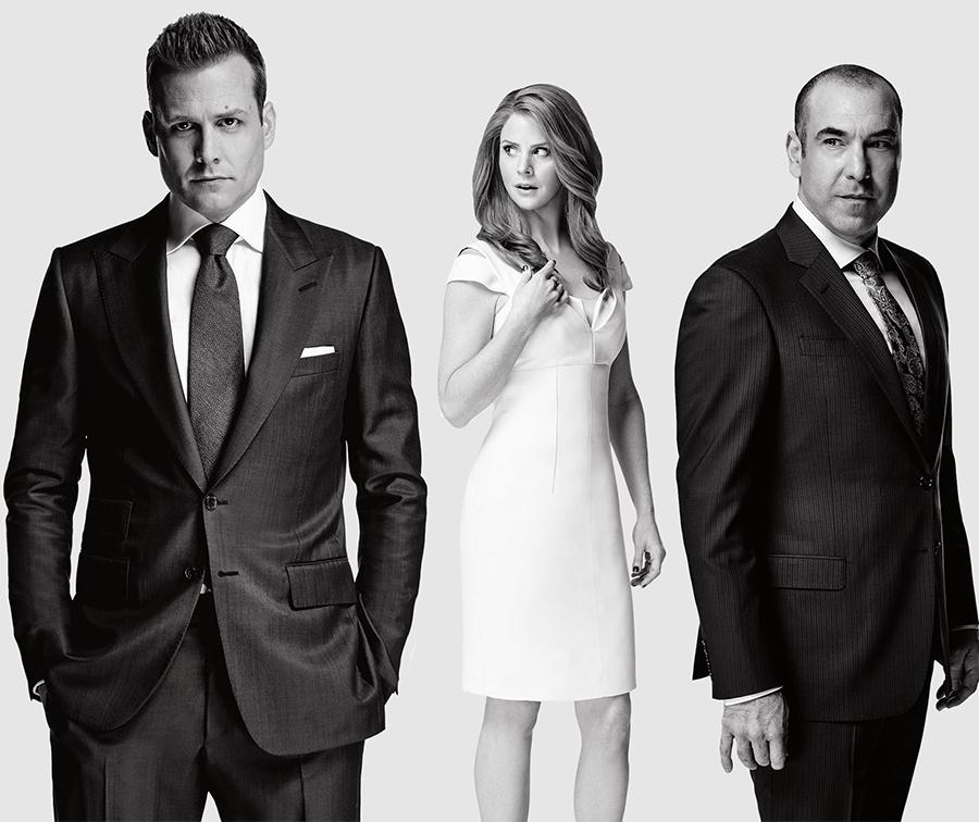 Comercial de Suits mostra tumulto causado pelas saídas de Patrick J. Adams e Meghan Markle | Pipoca Moderna