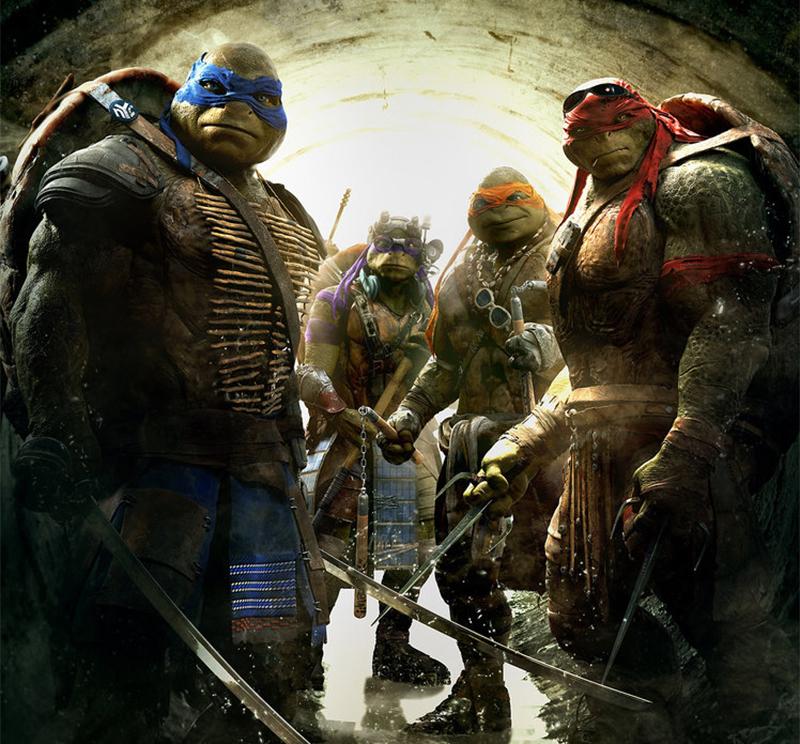 As Tartarugas Ninja ganharão novo filme animado