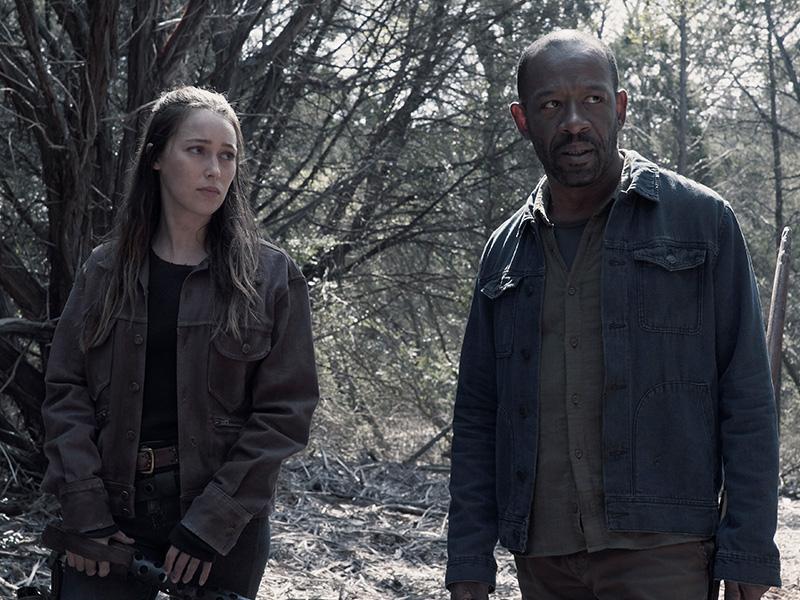 Trailer legendado de Fear the Walking Dead forma novo grupo de sobreviventes em luta contra zumbis