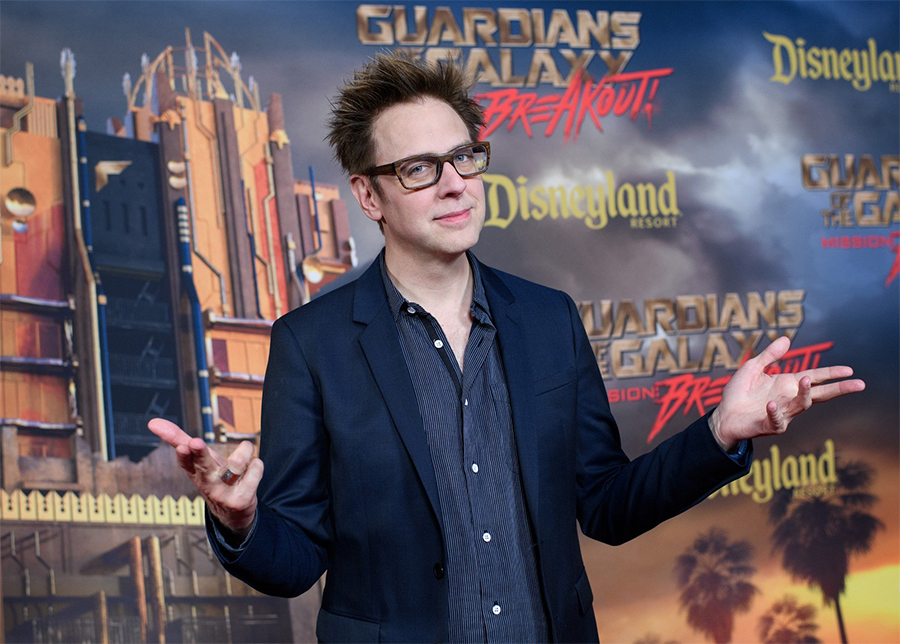 Direita americana resgata piadas ofensivas de James Gunn, que se desculpa e explica o contexto