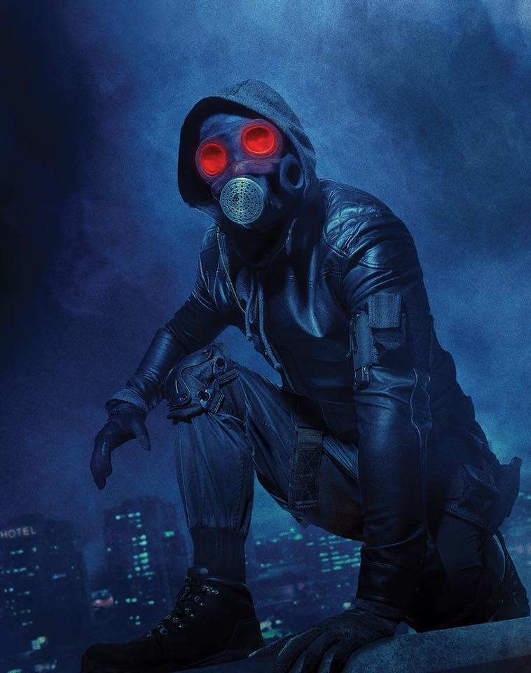 O Doutrinador: Série do super-herói nacional estreia em setembro no canal Space | Pipoca Moderna