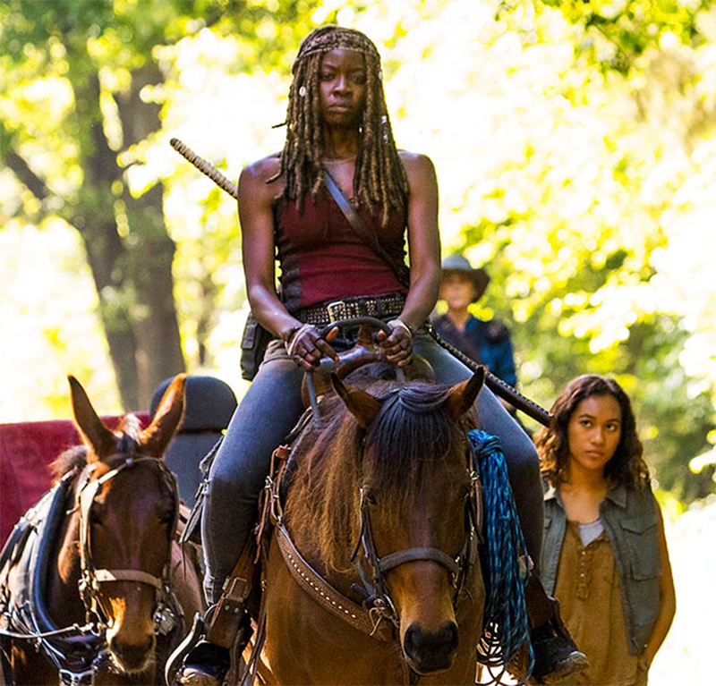 The Walking Dead mostra novos personagens e muita tensão em trailer legendado de cinco minutos