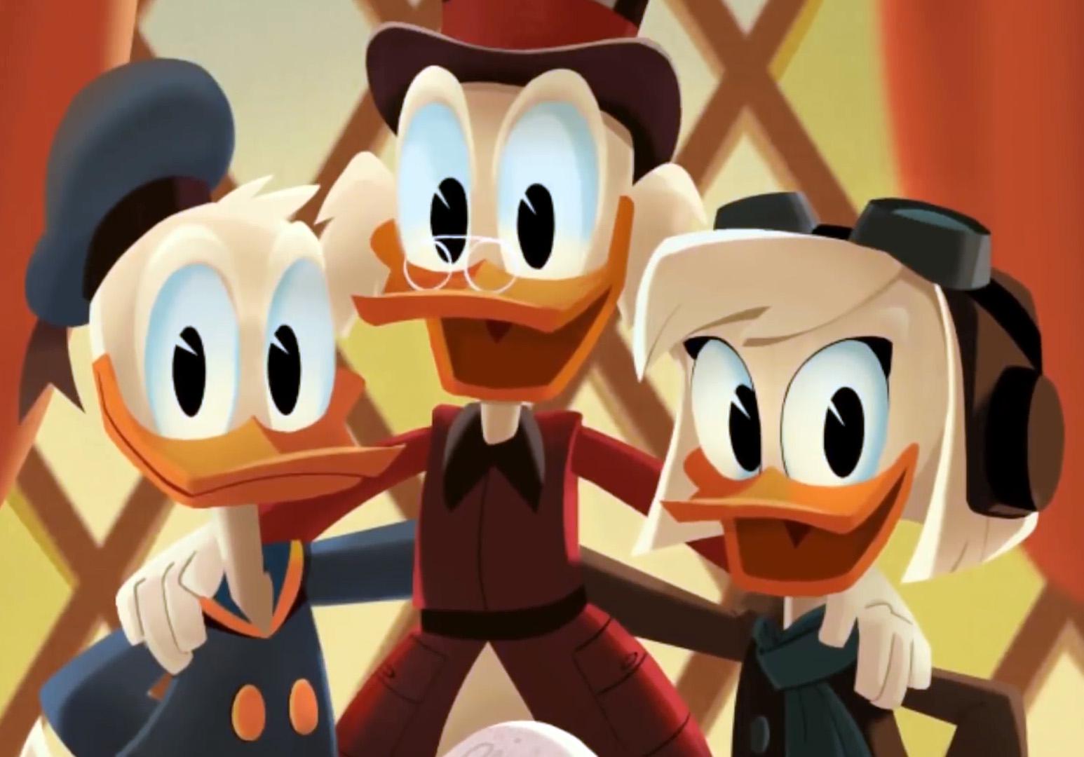 DuckTales desvenda um dos maiores mistérios da Disney: que fim levou a mãe de Huguinho, Zezinho e Luisinho