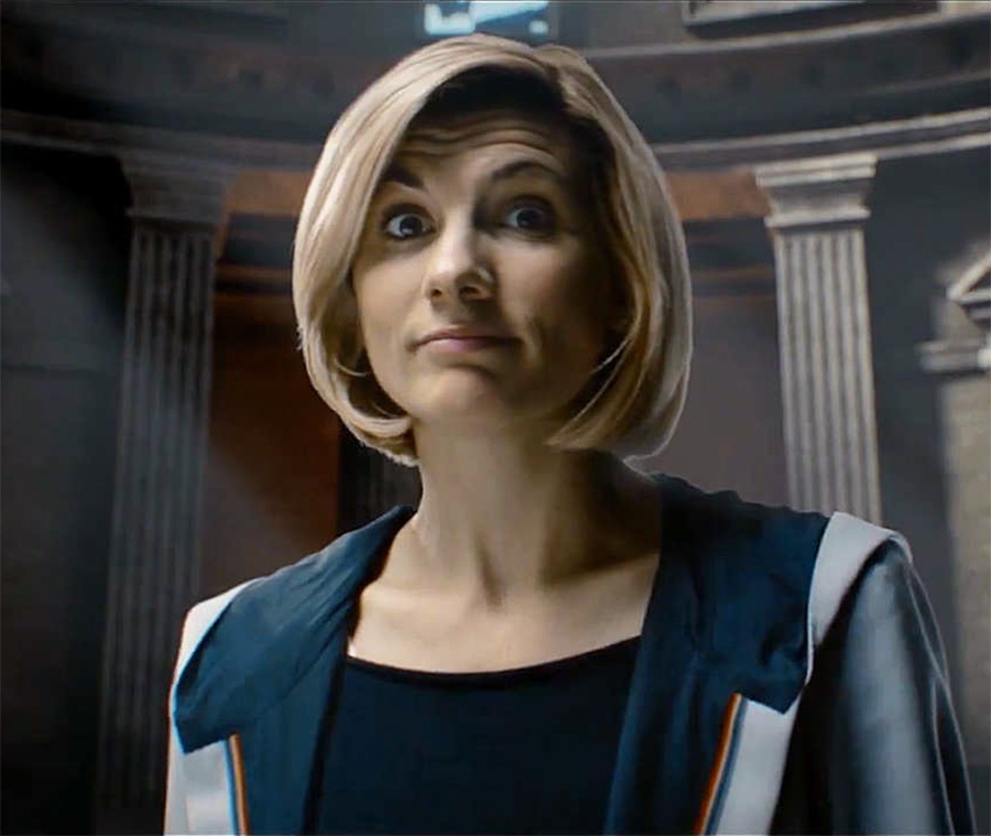 Após impasse, 12ª temporada de Doctor Who só vai estrear em 2020