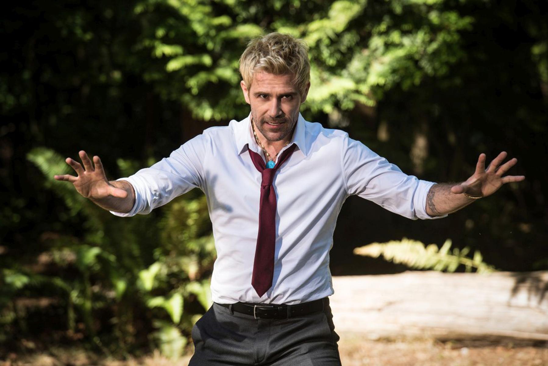 Constantine vai continuar na série Legends of Tomorrow | Pipoca Moderna
