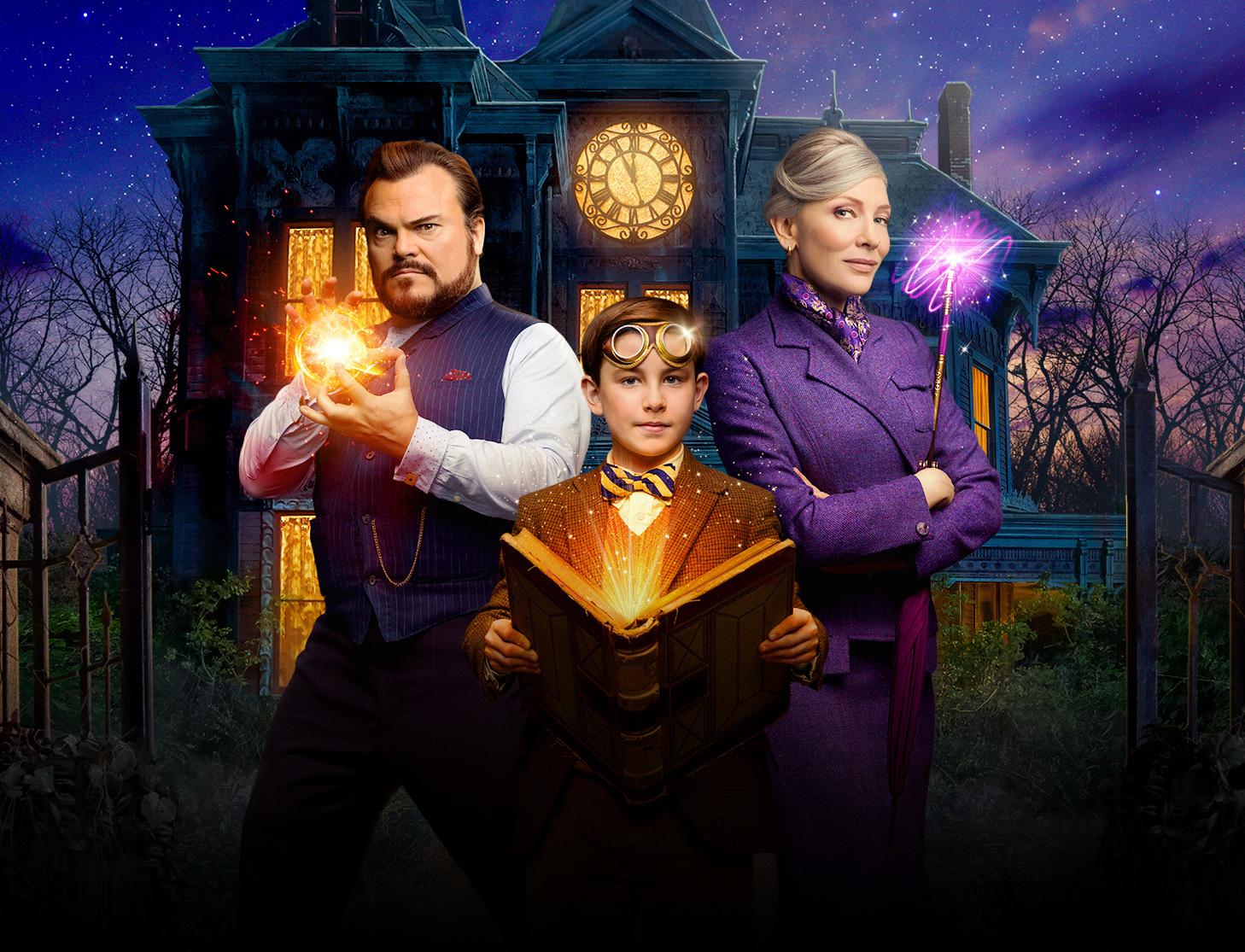 O Mistério do Relógio na Parede estreia em 1º lugar na América do Norte