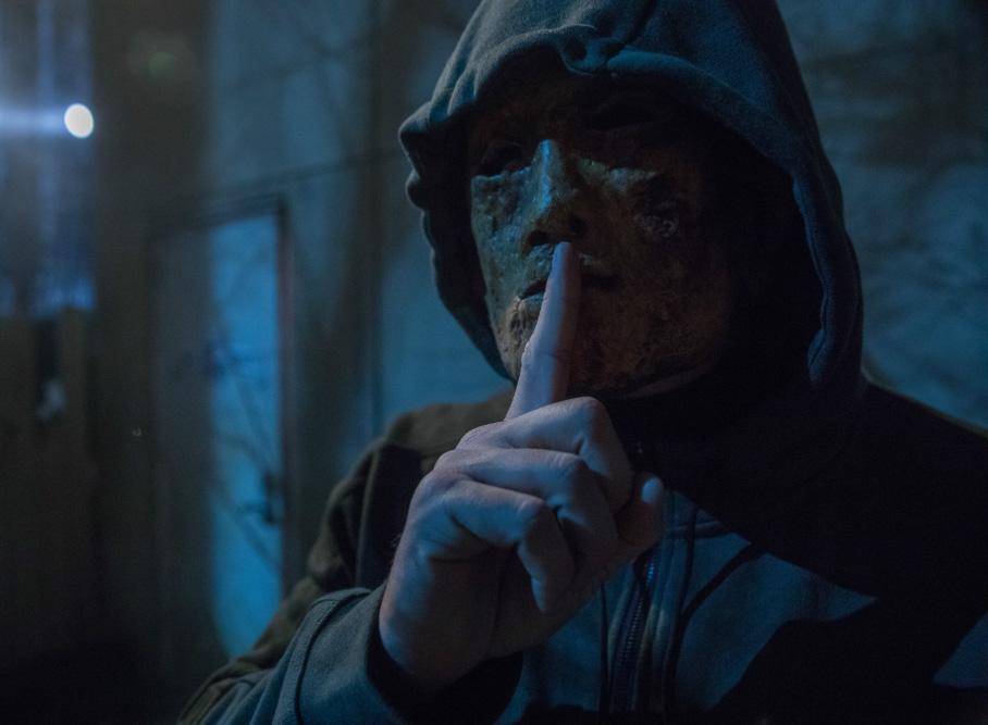 Parque do Inferno: Serial killer ataca em trailer legendado de terror