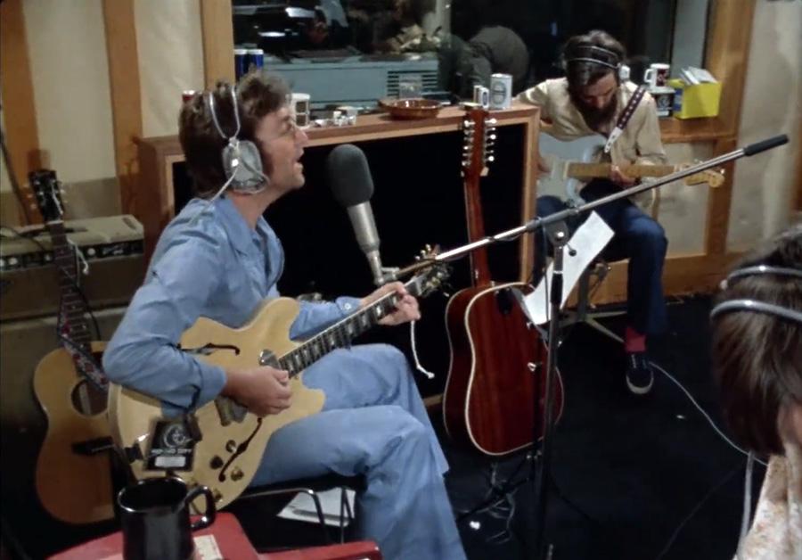 Vídeo inédito de John Lennon traz gravação com George Harrison e superbanda em 1971