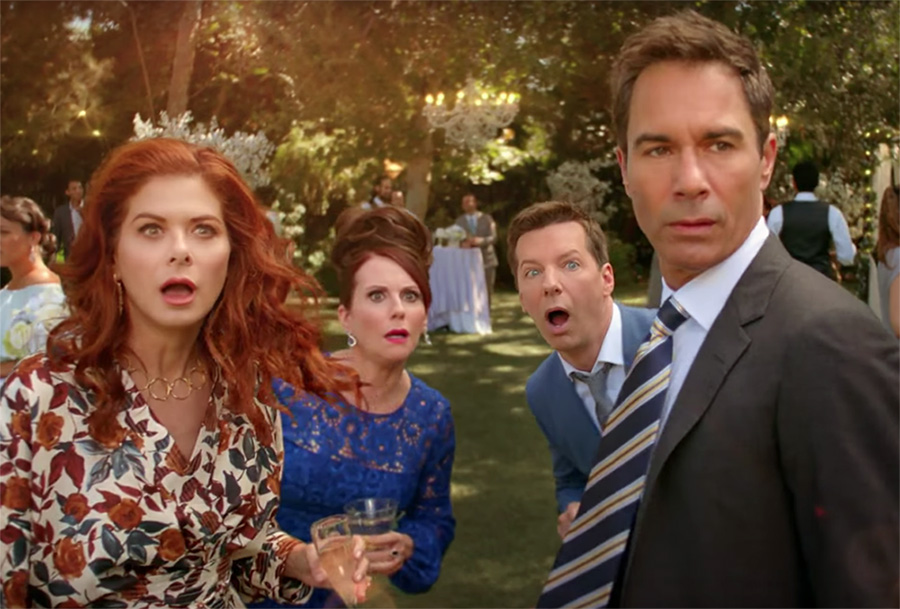 Trailer de Will & Grace revela as participações especiais da 10ª temporada