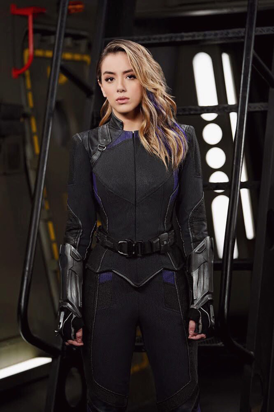Chloe Bennet revela novo visual de Quake na 6ª temporada de Agents of SHIELD 6e195639b3
