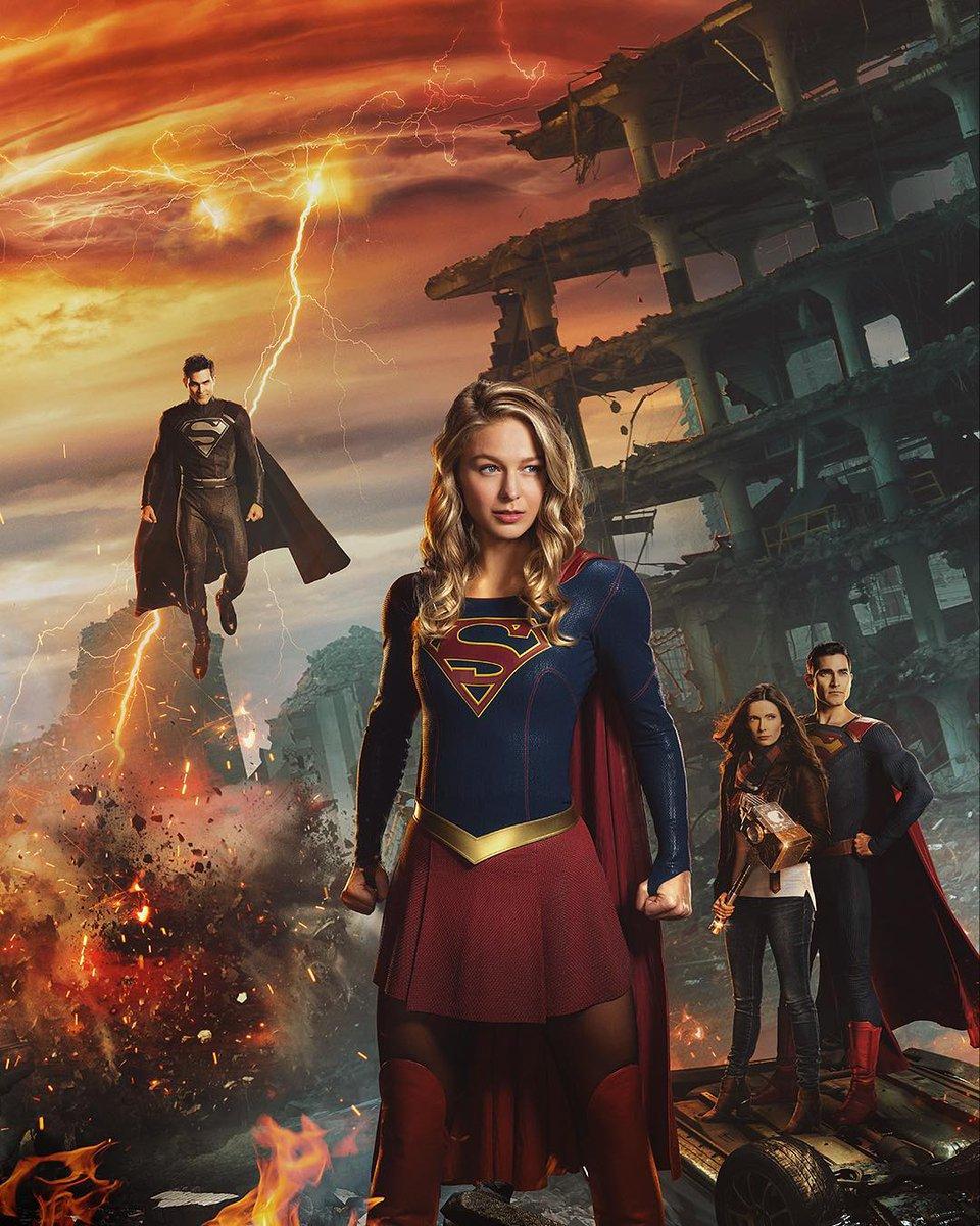 Elseworlds: Superman enfrenta sua versão de preto no trailer do final do crossover
