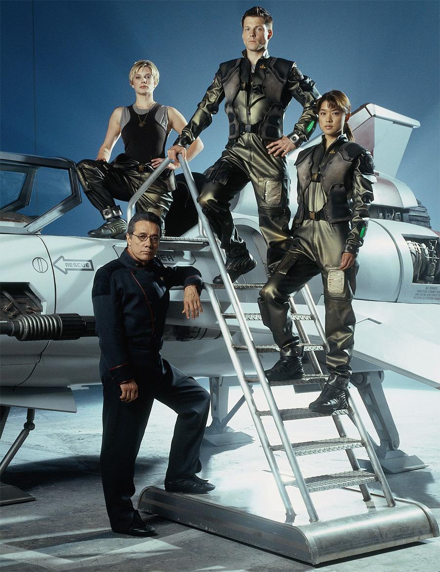 Battlestar Galactica: Nova série do criador de Mr. Robot não será remake | Pipoca Moderna