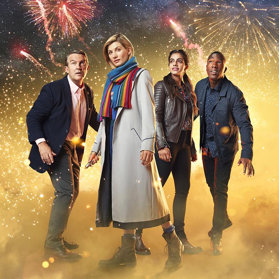 Doctor Who: Terminam as gravações da 12ª temporada | Pipoca Moderna