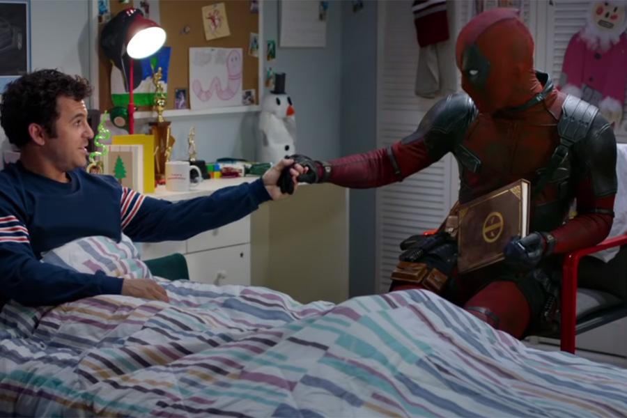 Deadpool e Fred Savage cantam Nickelback em novo trailer de Era uma Vez um Deadpool