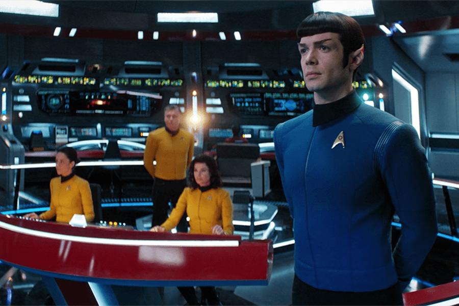 Tripulação original de Star Trek pode ganhar série própria   Pipoca Moderna