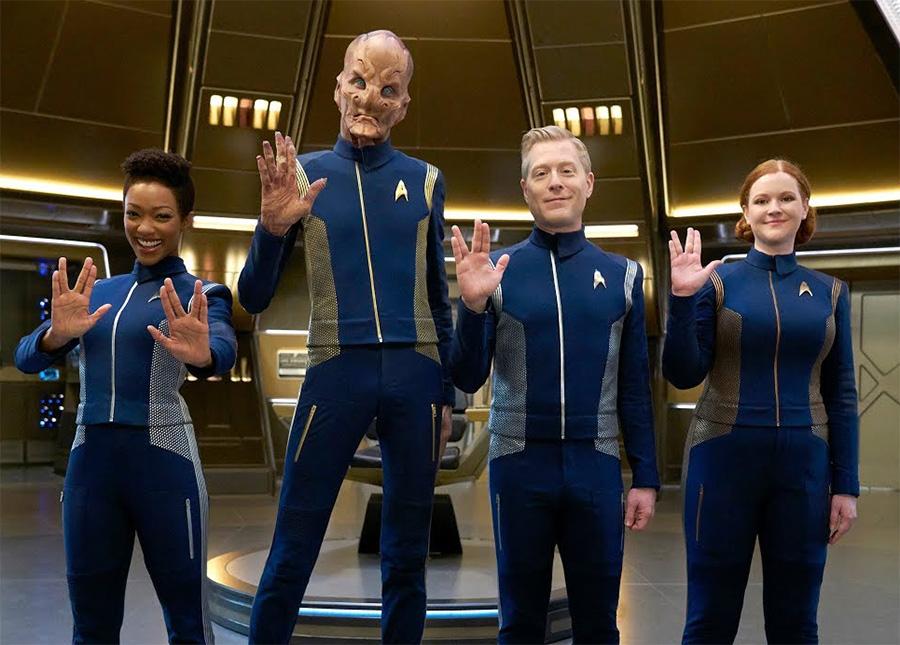 3ª temporada de Star Trek: Discovery se passará num futuro ainda mais distante
