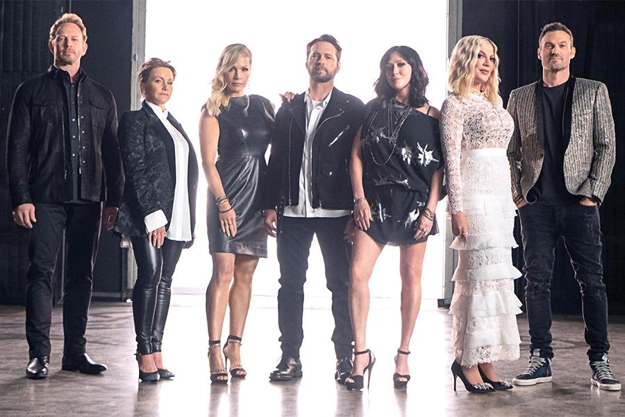 BH90210: Astros de Barrados no Baile são assombrados pelo tema da série no novo teaser do revival