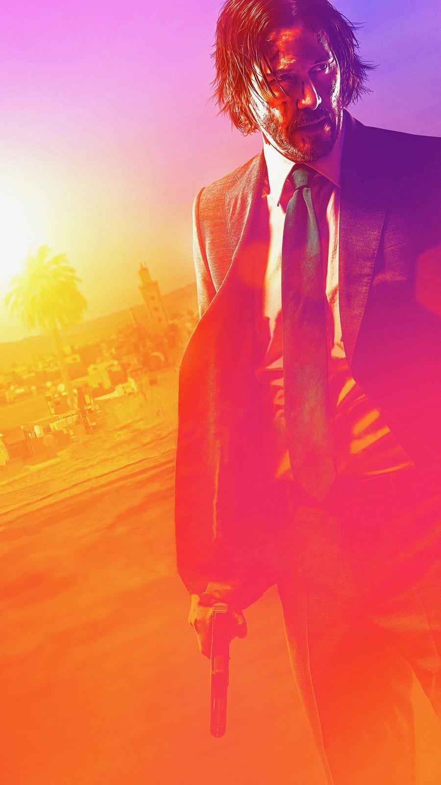 John Wick 3 é a principal estreia da semana nos cinemas