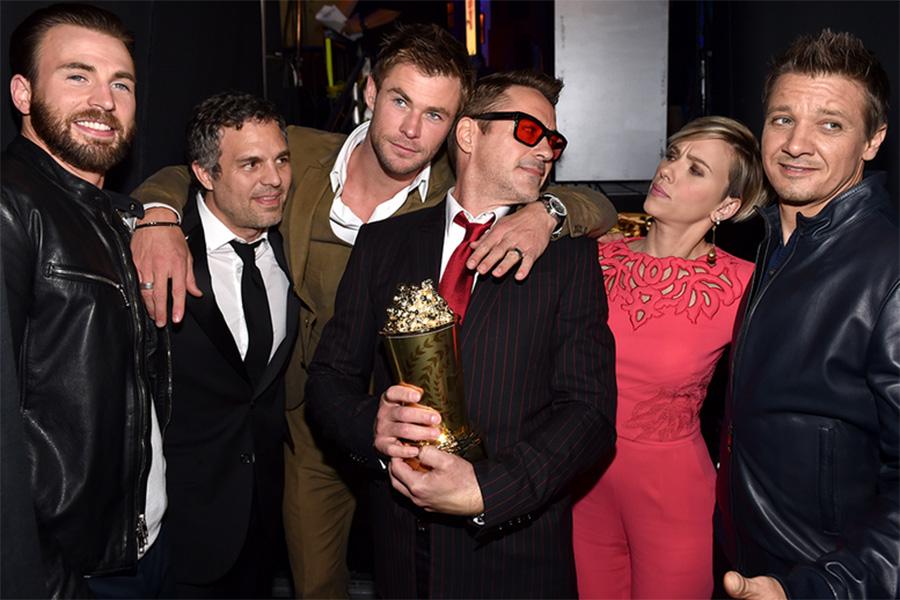 Vingadores e Game of Thrones lideram indicações à premiação da MTV