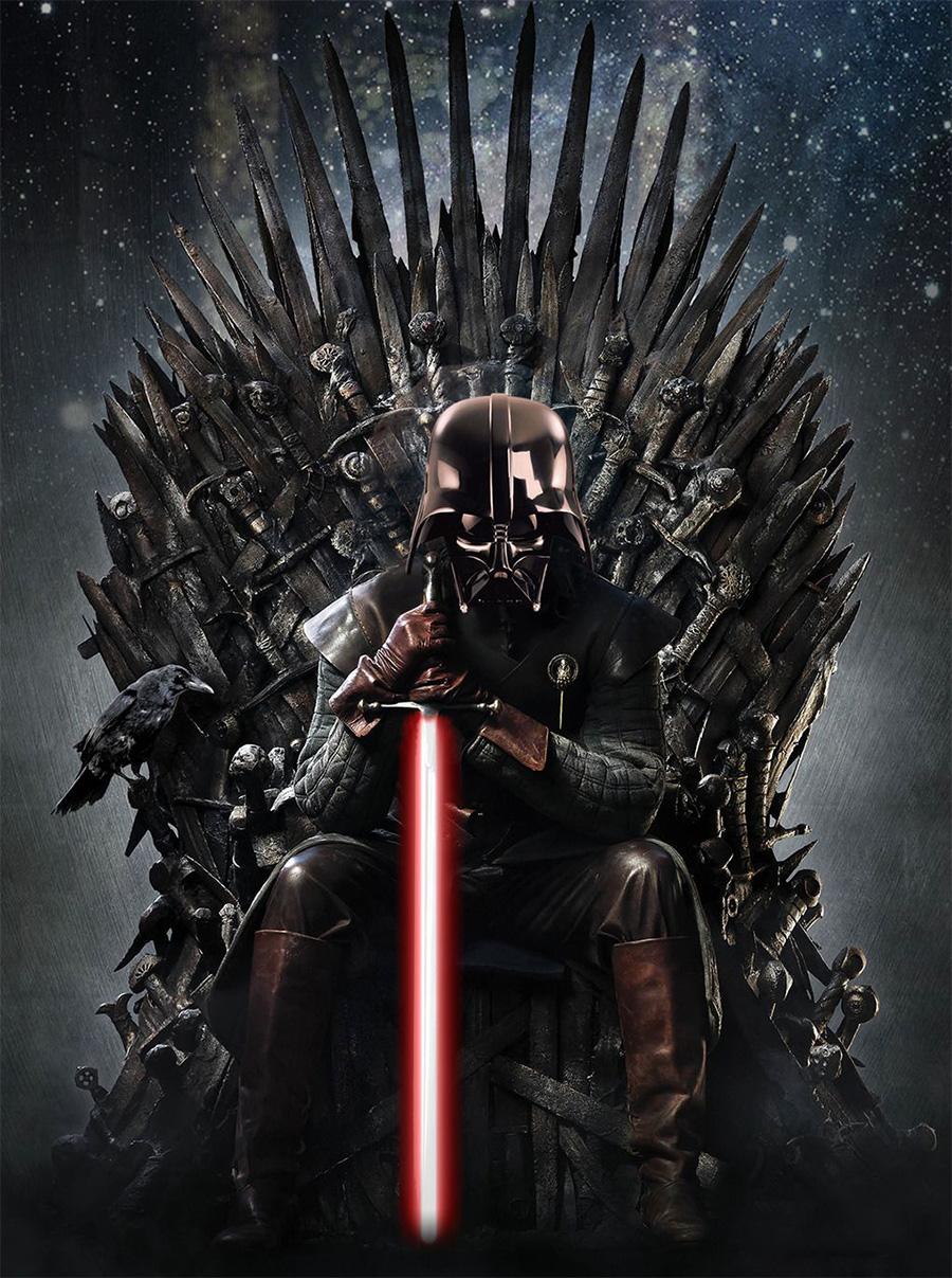 Criadores de Game of Thrones farão a próxima trilogia de Star Wars