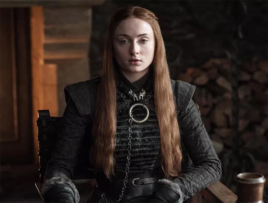 Sophie Turner se despede de Game of Thrones com post empoderado no Instagram