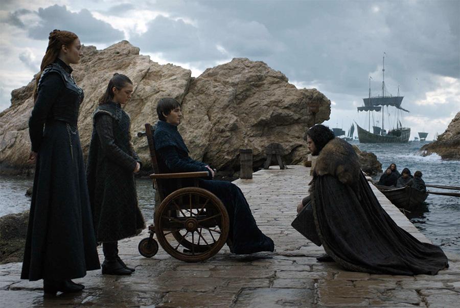 Último Episódio de Game of Thrones é considerado medíocre pela crítica americana