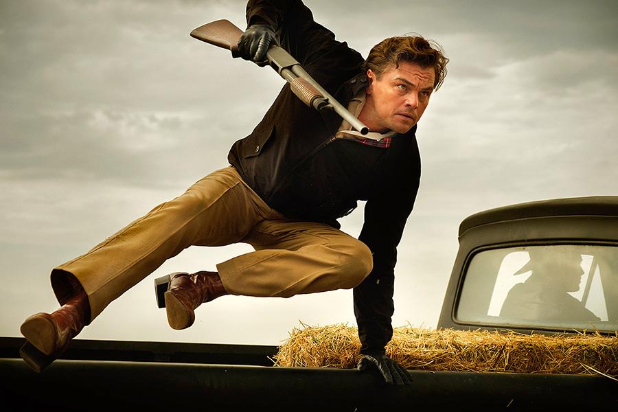 Leonardo DiCaprio estrela filmes dos anos 1960 em pôsteres de Era uma Vez em Hollywood | Pipoca Moderna
