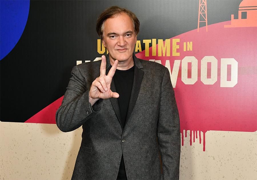 Quentin Tarantino tenta barrar spoilers de seu filme no Festival de Cannes