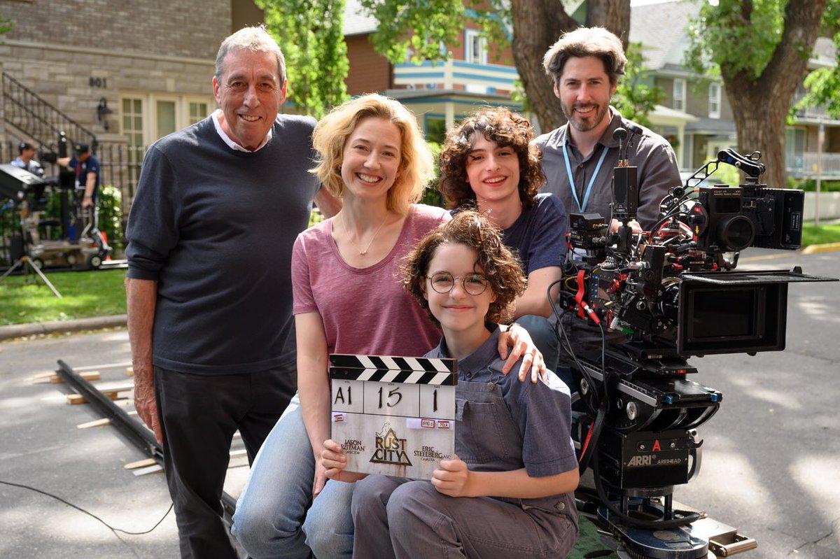 Diretor divulga primeira foto com elenco do novo Caça-Fantasmas | Pipoca Moderna