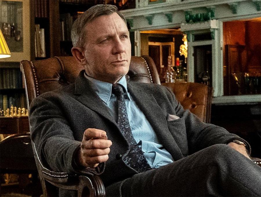 Entre Facas e Segredos: Daniel Craig suspeita de todo mundo em novo trailer legendado | Pipoca Moderna