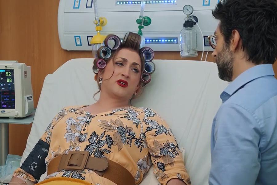 Dona Hermínia descobre que vai virar avó no primeiro teaser de Minha Mãe É uma Peça 3 | Pipoca Moderna