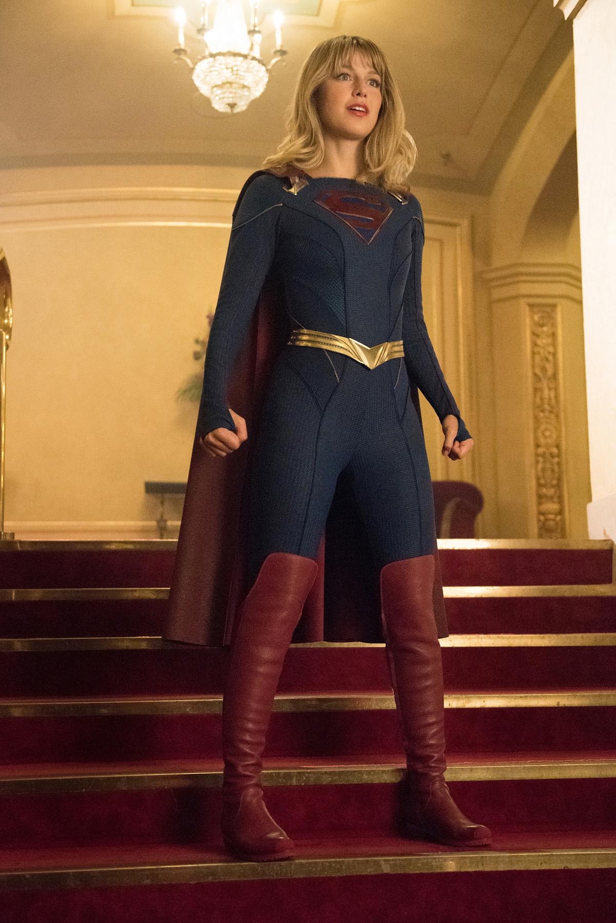 Supergirl: Teaser, pôster e fotos da 5ª temporada destacam o novo uniforme | Pipoca Moderna